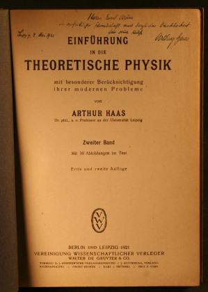 george zweig physiker