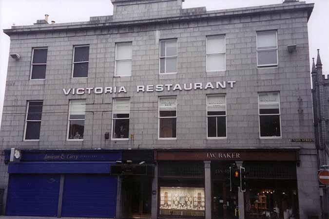 Former Victoria Hotel (?), Aberdeen (2003)