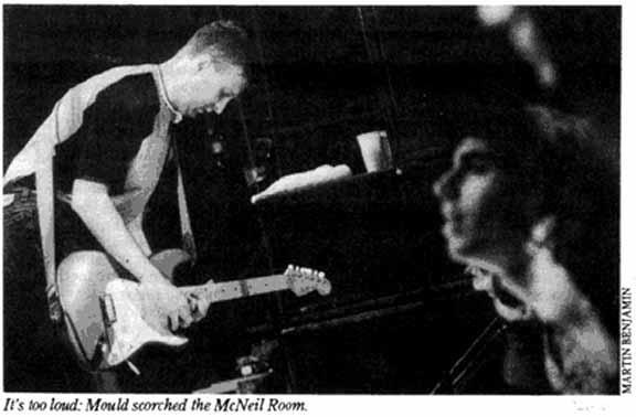Bob Mould, 28 Oct 1990