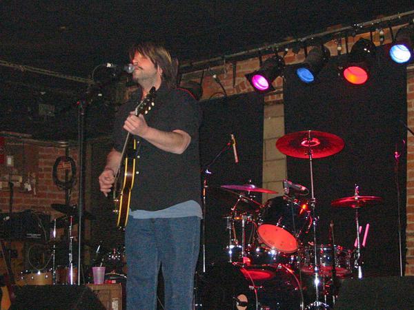 Grant Hart, 08 Feb 2003