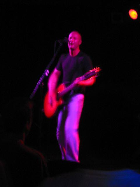 Bob Mould, Crocodile Cafe, Seattle, 28 Jun 2003 (2)