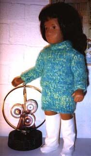 Sasha  Doll Online Clothes Patterns